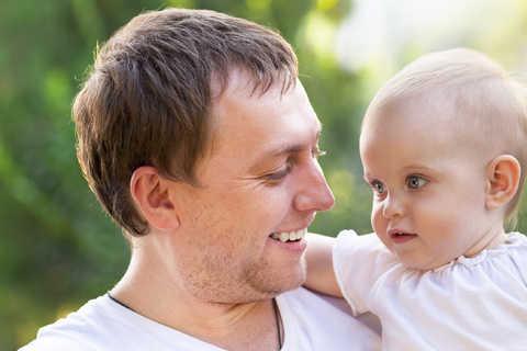 O corpo do homem também muda com a chegada de um filho | Blog Infanti