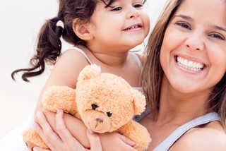 A maternidade me trouxe superpoderes | Blog Infanti