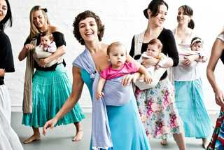 Desvendamos o sucesso da Dança Materna. E Paterna | Blog Infanti
