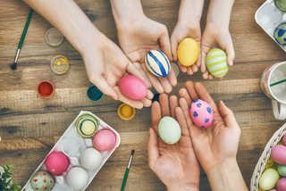 Faça ovos de páscoa em casa com as crianças | Blog Infanti