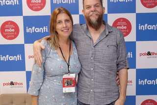 Pai presente, mãe com tempo: entrevista com Marcos Piangers e Ana Cardoso | Blog Infanti