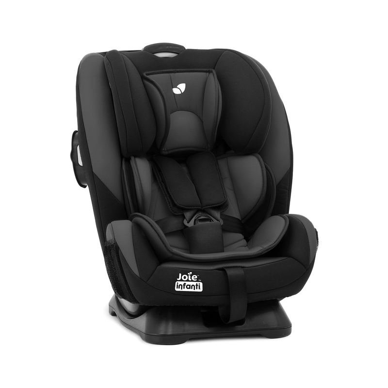Cadeirinha Every Stage Joie by Infanti Two Tone Black