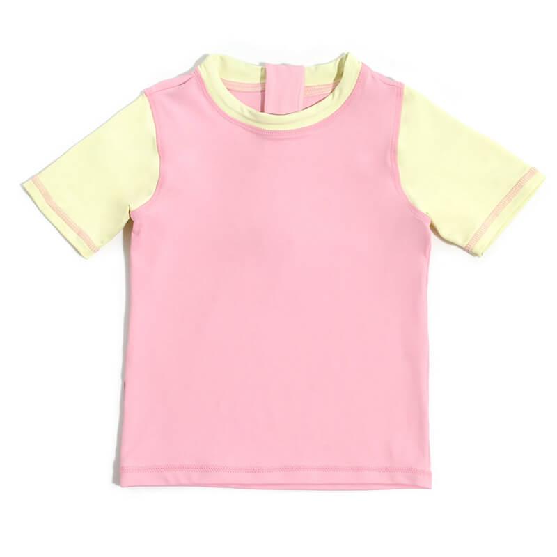 Camiseta Manga Curta Feminina Infanti