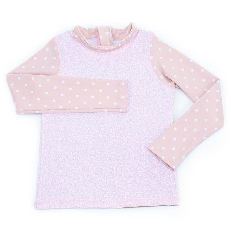 Camiseta Manga Longa Infanti