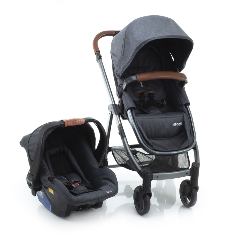 Travel System Epic Lite Trio Ed Especial