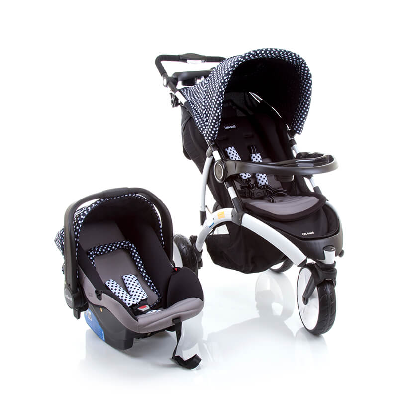 Travel System Off Road Infanti