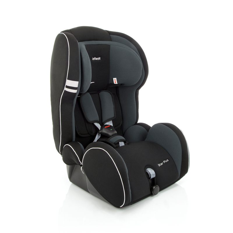 Cadeirinha Star Plus Infanti Onyx