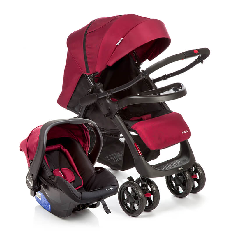 Travel System Andes Infanti