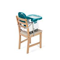 Cadeira de Refeição Mila Azul