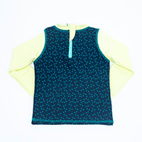 Camiseta Manga Longa Infanti Geometric - TAM4