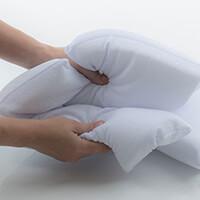 Almofada Conforto Branco