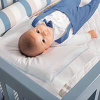 Travesseiro para Bebê Branco