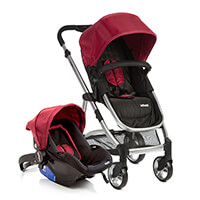 Travel System Epic Lite Infanti Cherry