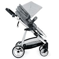 Travel System Epic Lite Infanti Grey Steel