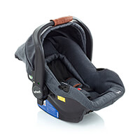 Travel System Epic Lite Trio Ed Especial Grey Vintage