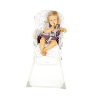 Cadeira de Refeição Vanilla White Granite