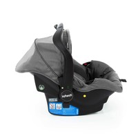 Travel System Collina TRIO Grey Style