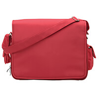 Bolsa Deluxe Infanti Red