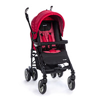 Travel System Perugia Infanti Cherry