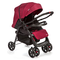Travel System Andes Infanti Cherry
