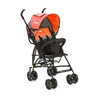 Umbrella Spin Infanti Orange (Black Frame)