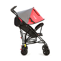 Carrinho Umbrella Spin Neo Infanti Red (Black Frame)